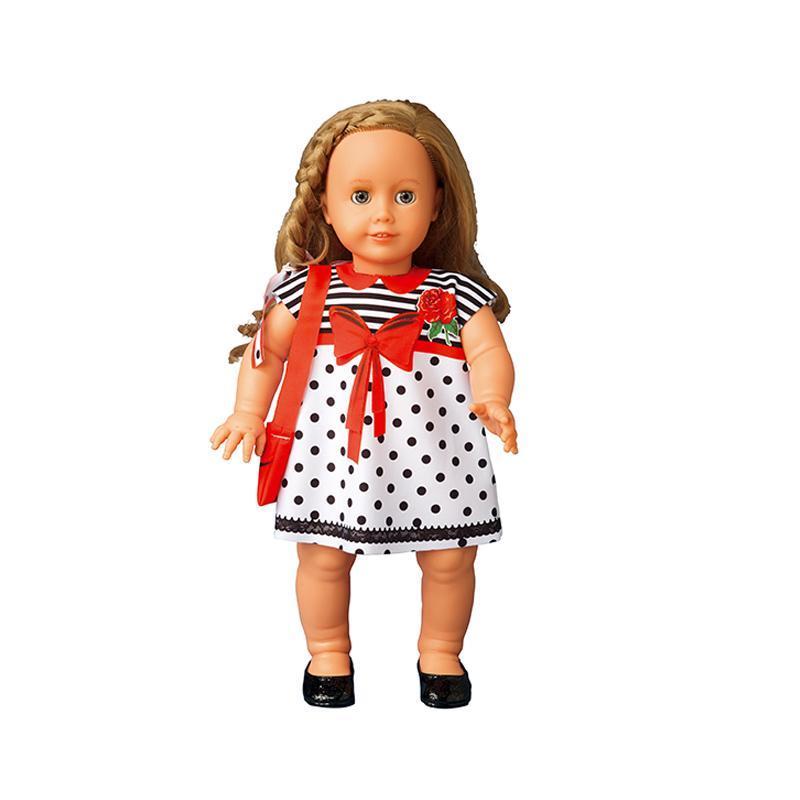 Set de croitorie hainute pentru papusi Couture Cecily Retro, Dress Your Doll