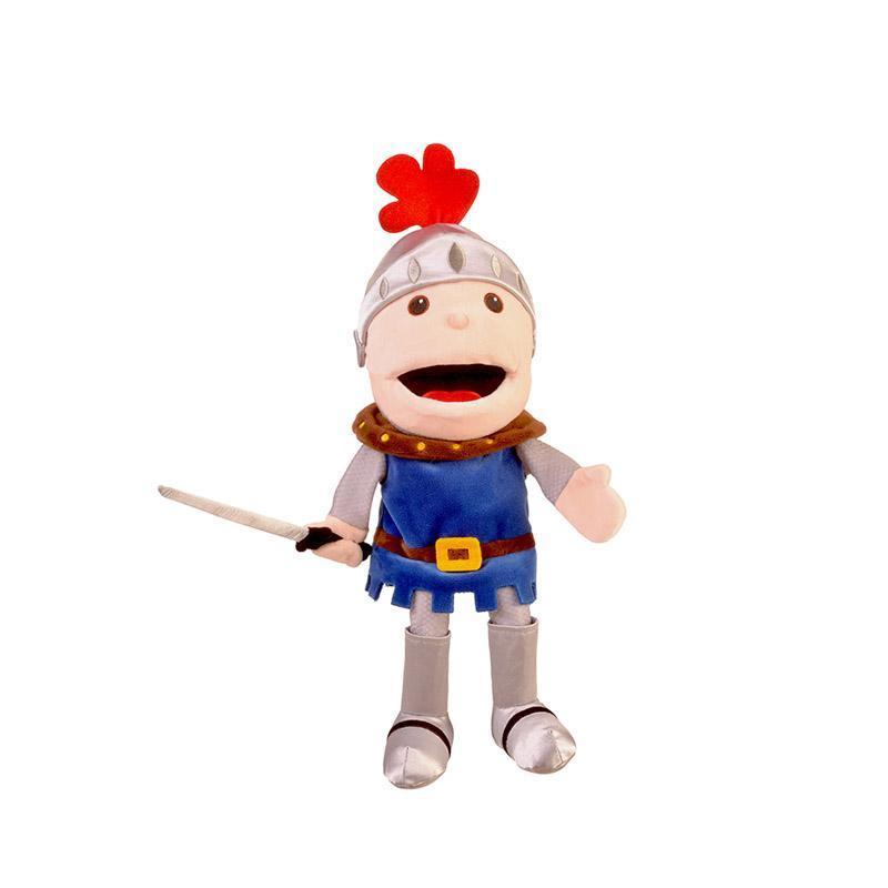 Marioneta Cavaler pentru teatru papusi, hand-puppet, 3 ani+, Fiesta