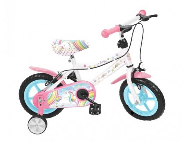 Bicicleta fete Saica Unicorn roata 12 inch