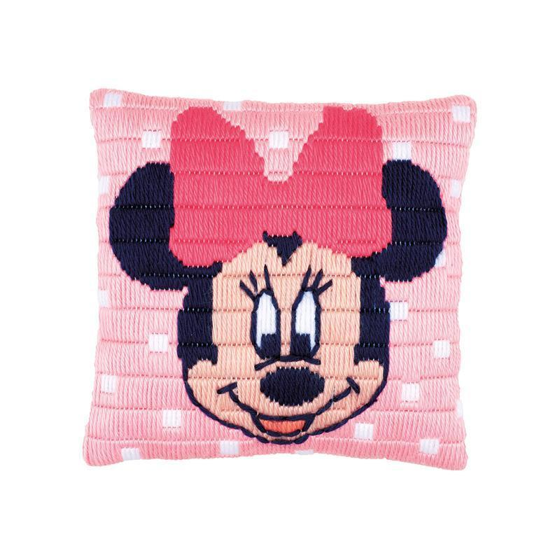 Kit creativ coasere pernuta Disney Minnie Mouse, Kits4Kids