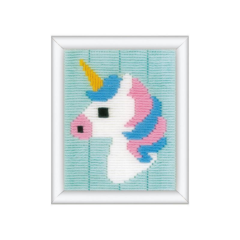 Kit creativ coasere Unicorn, Kits4Kids