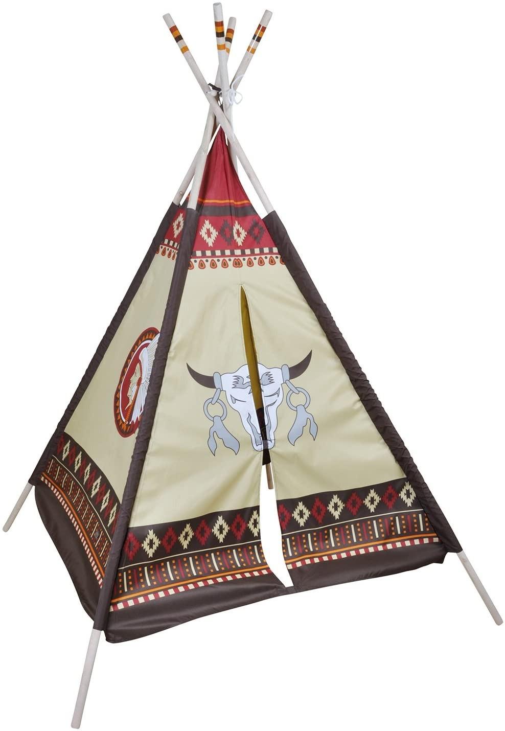 Cort de joaca pentru copii Tipi Indianer imagine