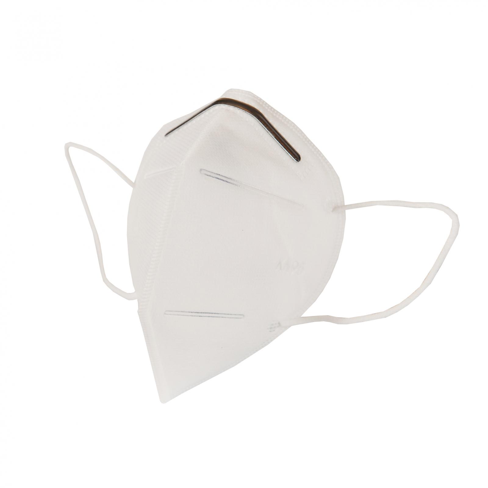Set 10 bucati masca medicala KN95 4 straturi FFP2 sterile imagine