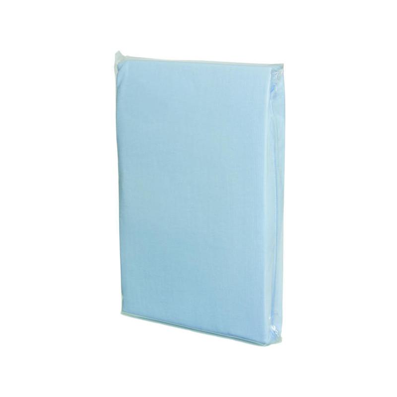 Cearceaf Tencel cu elastic blue Fillikid imagine