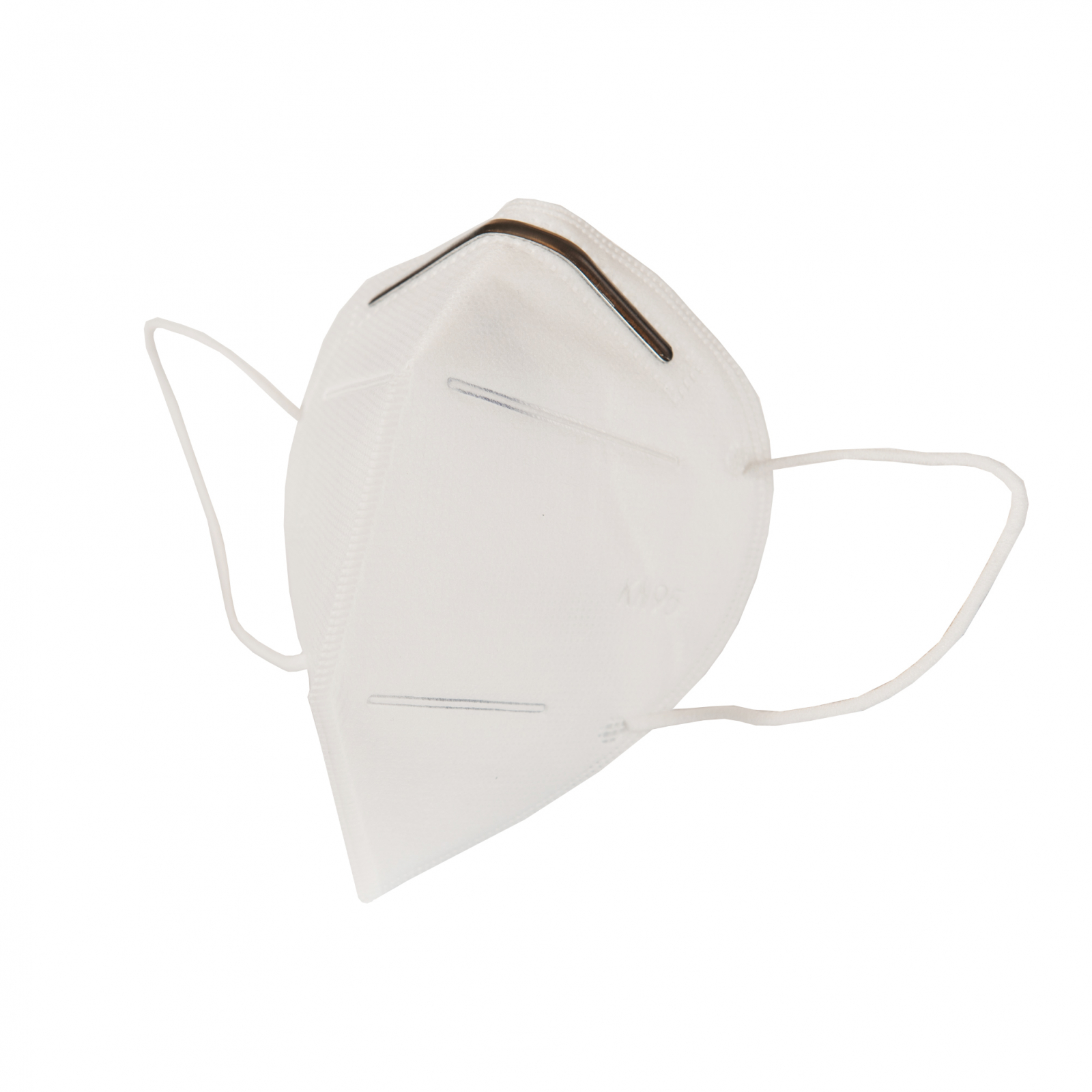 Set 20 bucati masca medicala KN95 4 straturi FFP2 sterile imagine