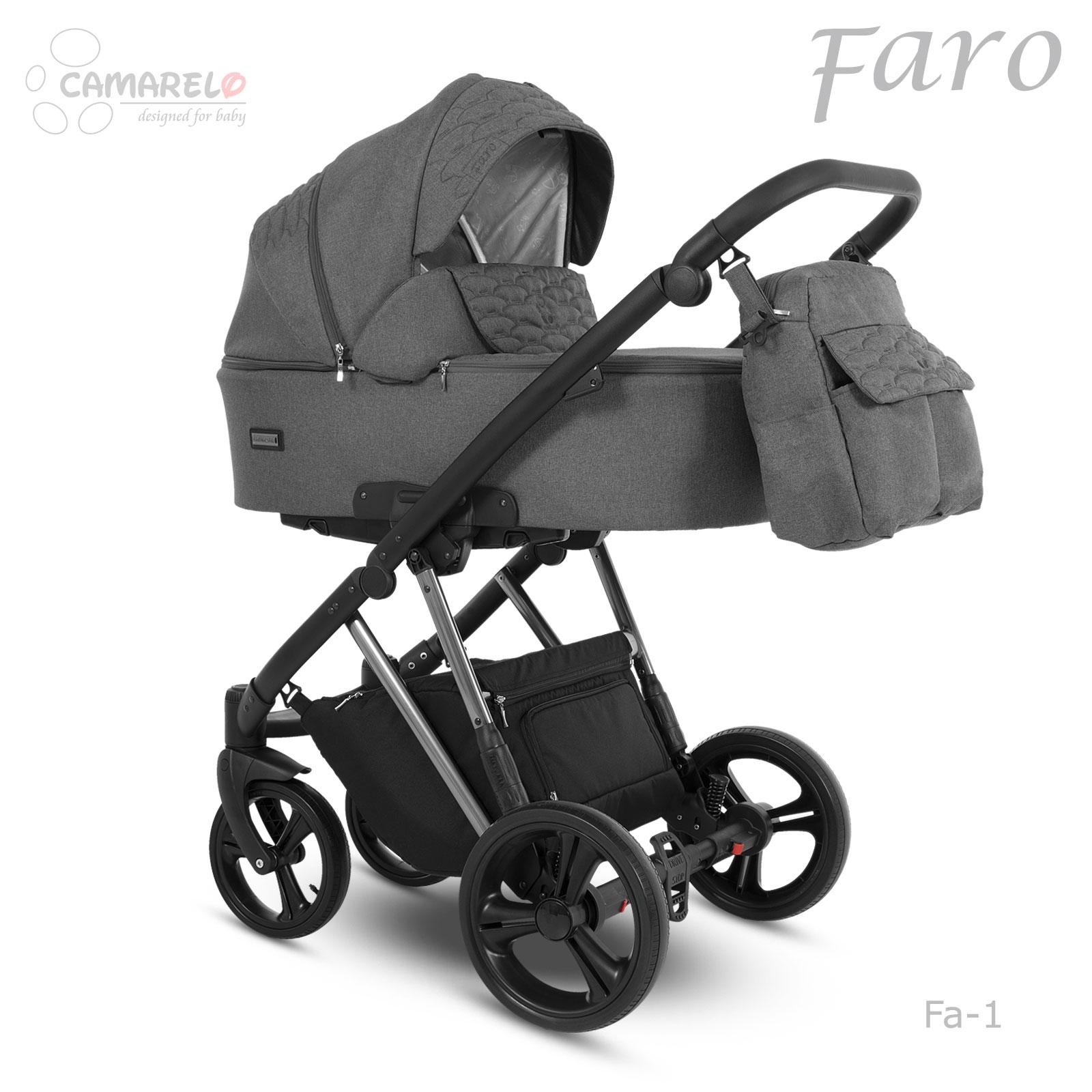 Carucior copii 3 in 1 Faro Camarelo Fa-1