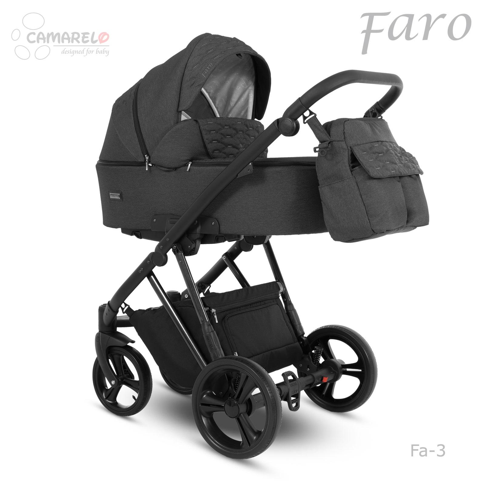 Carucior copii 3 in 1 Faro Camarelo Fa-3 imagine