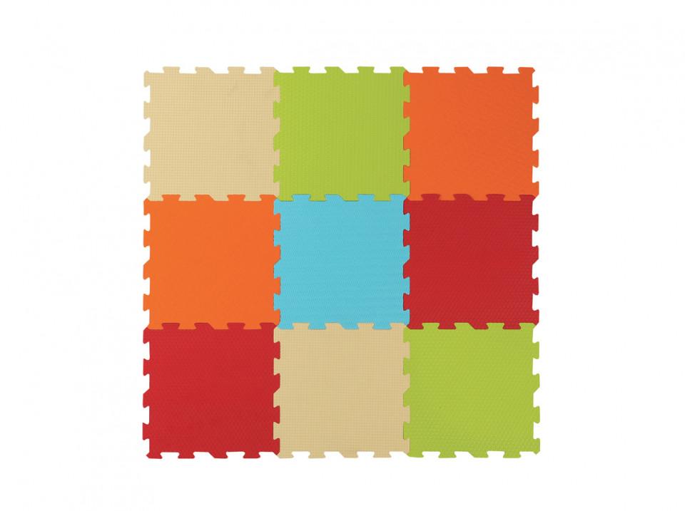 Ludi Covoras din spuma Multicolor imagine