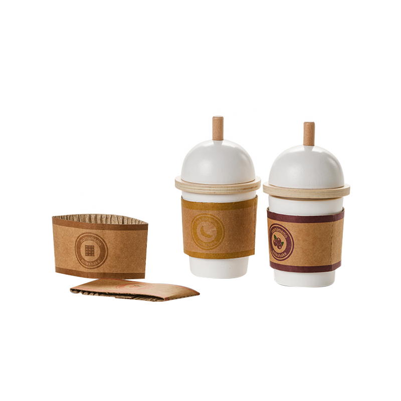 Set 2 milkshake la pachet 'TO GO', 3+ MamaMemo