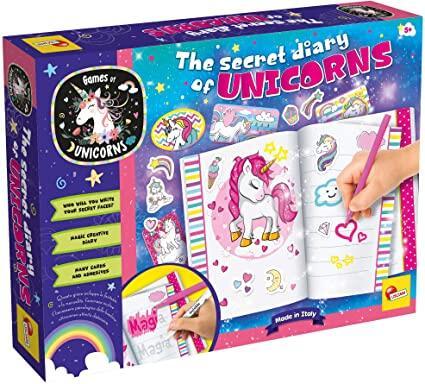 Jurnalul meu secret cu unicorn imagine