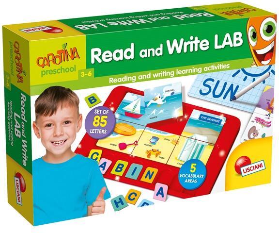 Laboratorul primelor cuvinte imagine