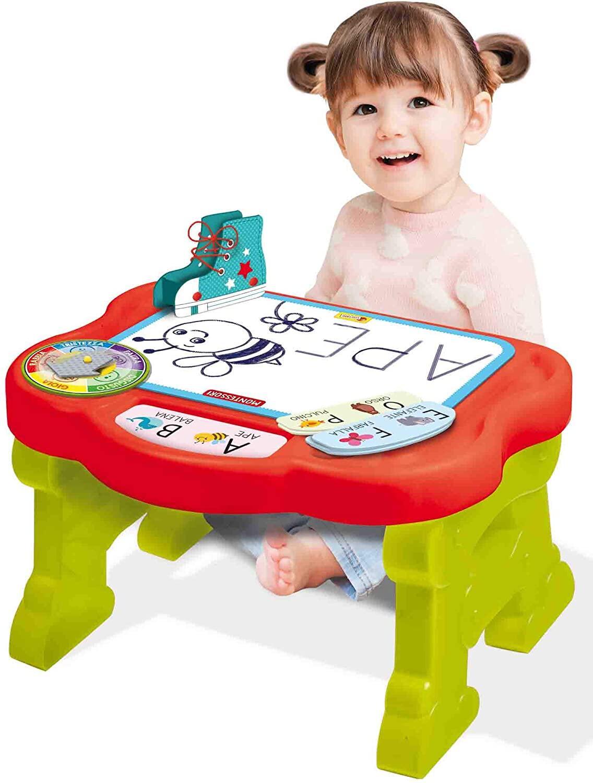 Masuta cu activitati Montessori imagine