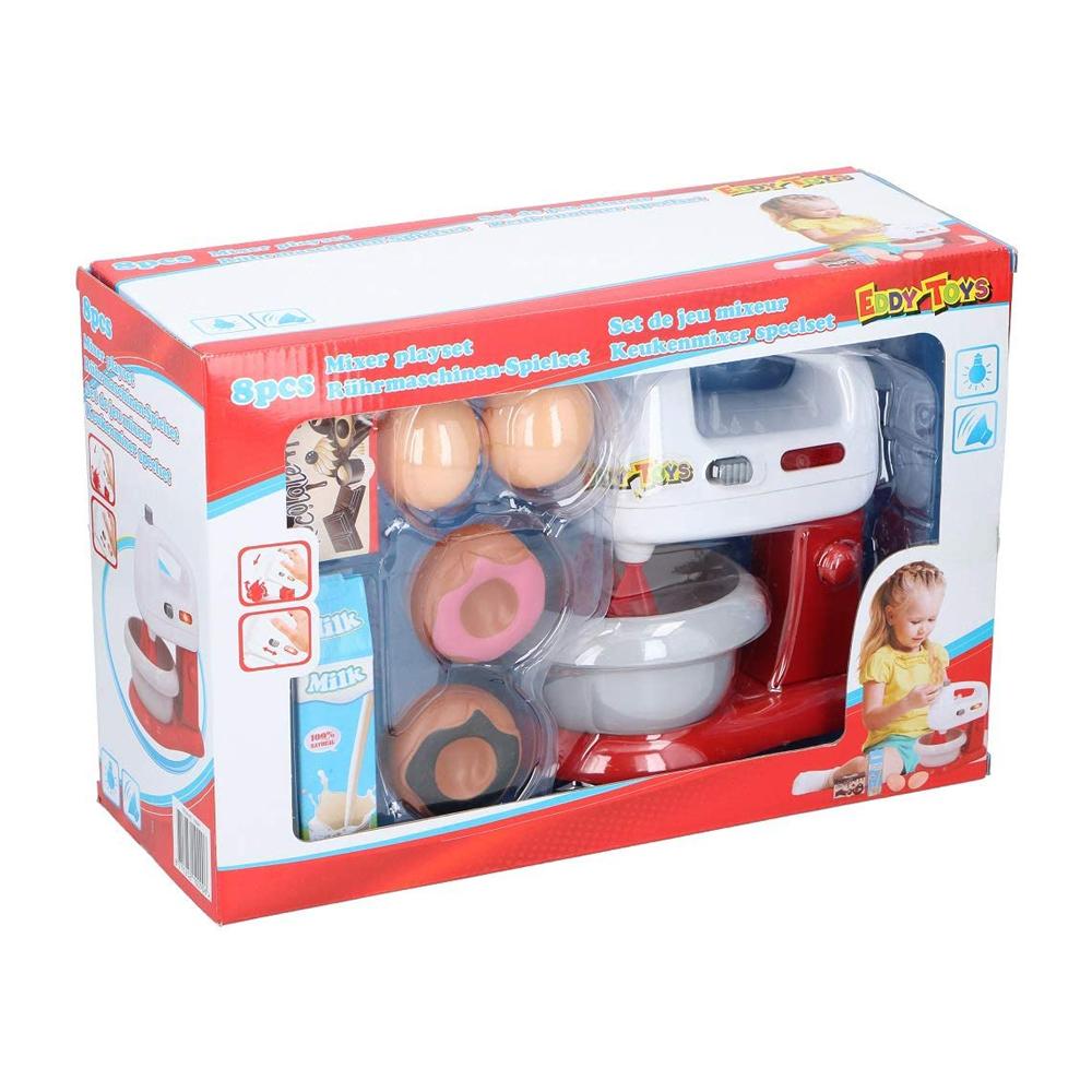 Mixer 8 piese Eddy Toys