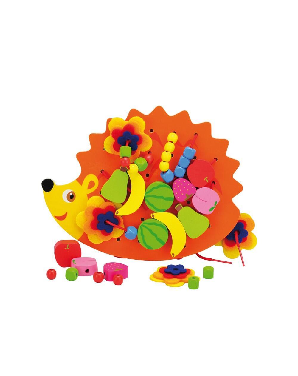 Ariciul de snuruit cu fructe