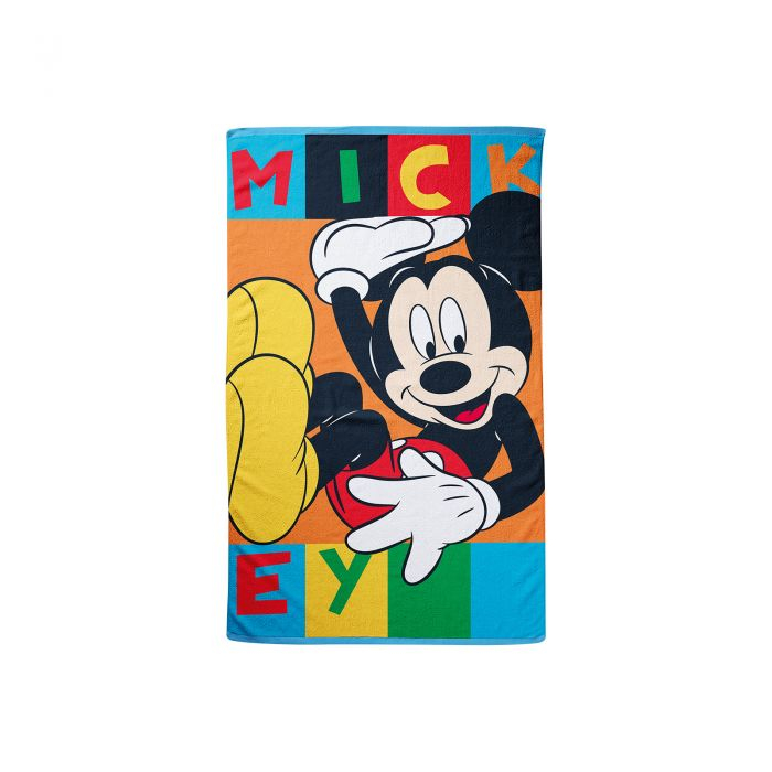 Prosop fata copii Mickey Mouse, 50x80 imagine
