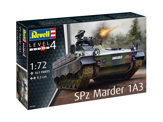 SPz Marder 1A3 imagine