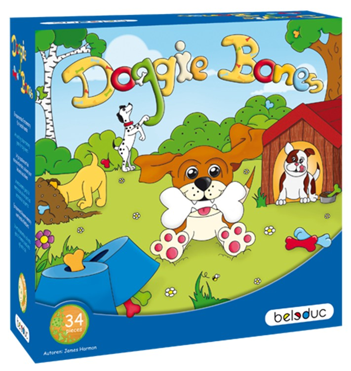 Imagine indisponibila pentru Joc Doggie Bones Beleduc