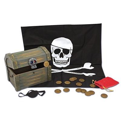 Set De Joaca Cufarul Piratilor Melissa And Doug