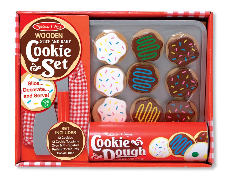 Set De Joaca Biscuiti Melissa And Doug