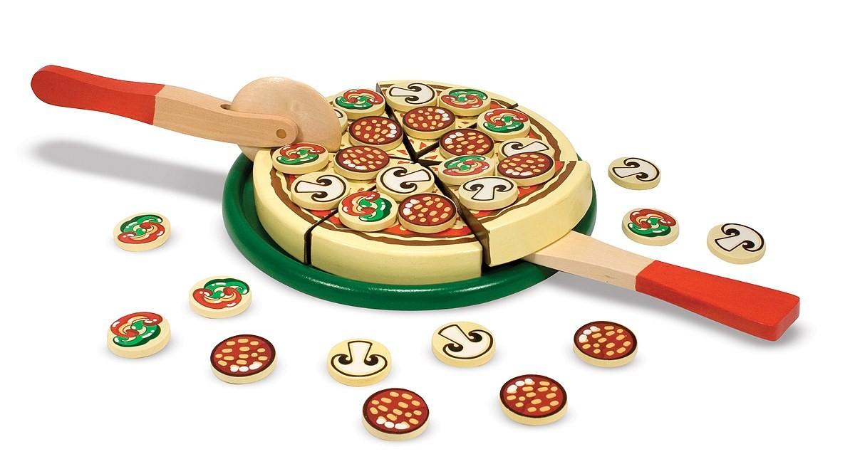Set De Joaca Pizza Party Melissa And Doug