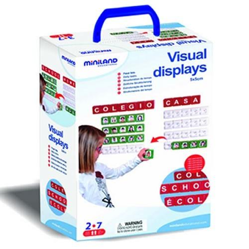 Display Vizual Clasa Noastra Astazi Miniland