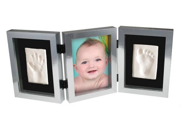 Kit Amprenta 'my First Hand And Foot Impression', Kidzzcast