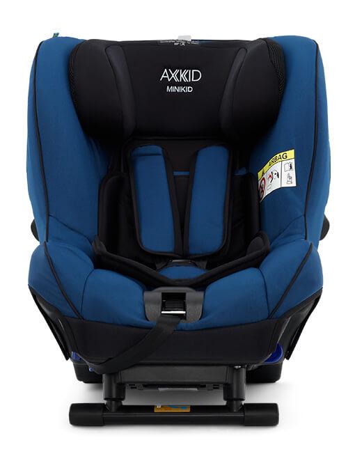 Scaun Auto Rear Facing Axkid Minikid 2.0 - Albastru Sea imagine