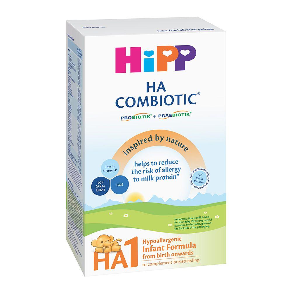 Formula de lapte HiPP HA 1 combiotic 350g imagine