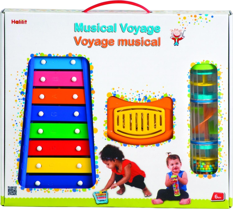 Set jucarii muzicale Voyage Halilit MS3003 imagine