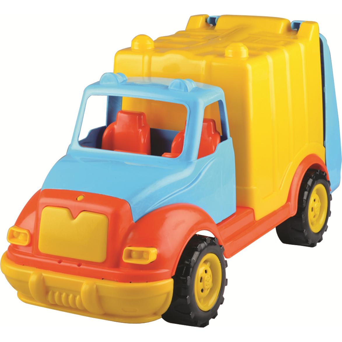 Camion pentru gunoi 48 cm Ucar Toys UC09