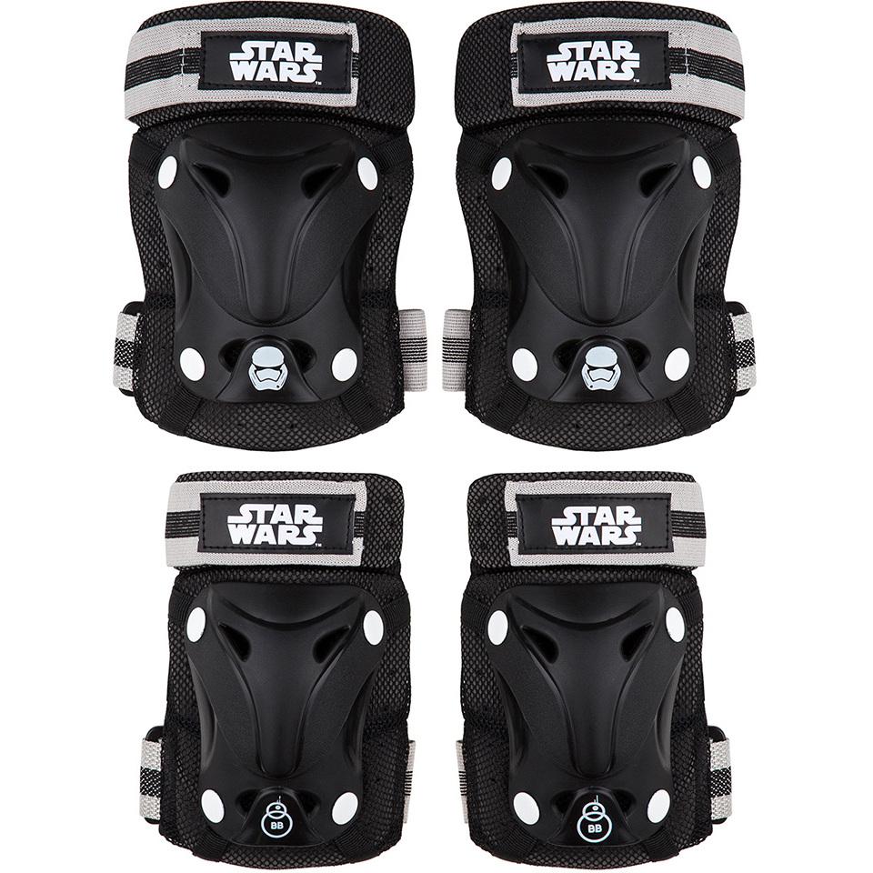 Set protectie Skate Cotiere Genunchiere Star Wars Seven SV9026 imagine
