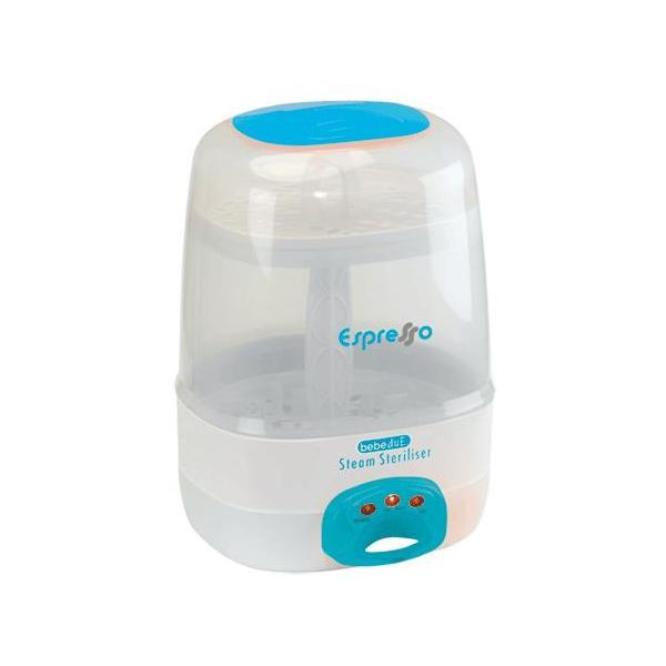 Sterilizator electric cu aburi 6 biberoane Espresso BebeduE BD80101 imagine