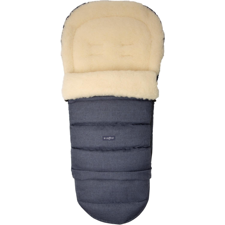 Sac de iarna iGrow Eco din lana oaie Womar Zaffiro 3Z-SW-20M imagine