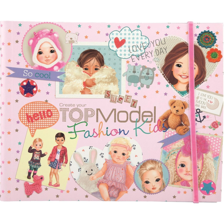 Creatia ta de moda pentru copii Top Model Depesche PT7981 imagine