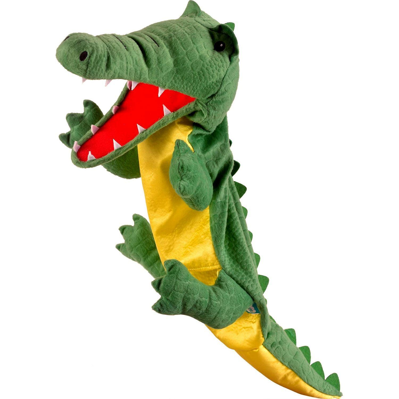 Marioneta de mana Crocodil Mare Fiesta Crafts FCT-2740BIG
