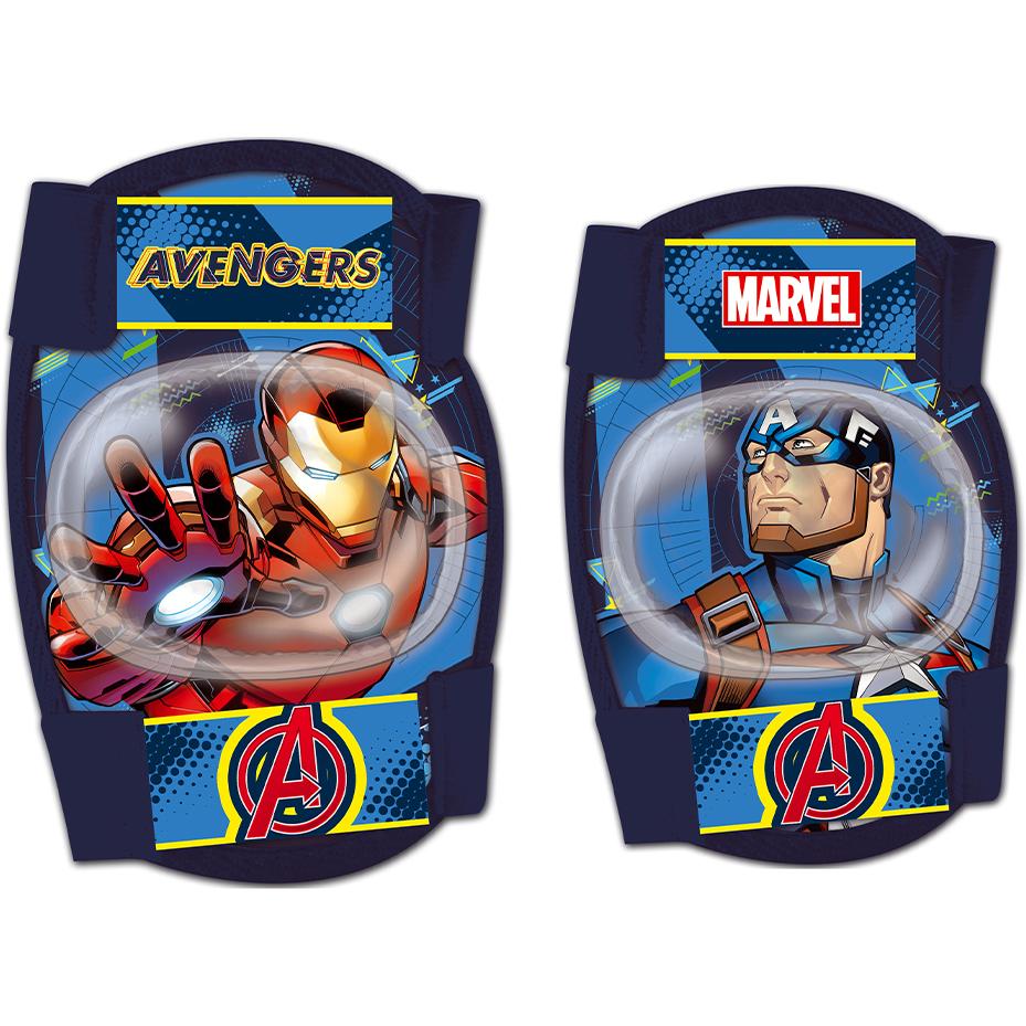 Set protectie Cotiere Genunchiere Avengers Seven SV9062