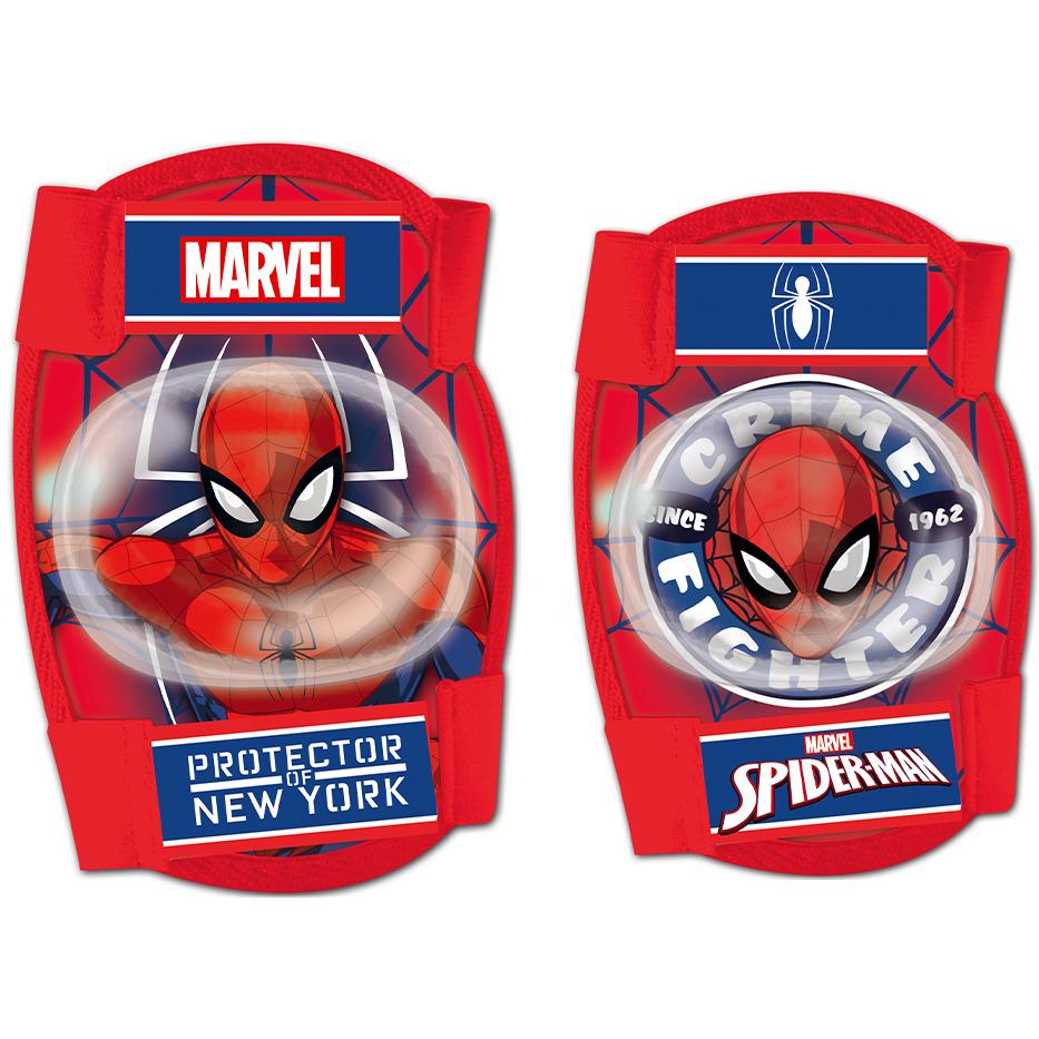 Set protectie Cotiere Genunchiere Spiderman Seven SV9063 imagine