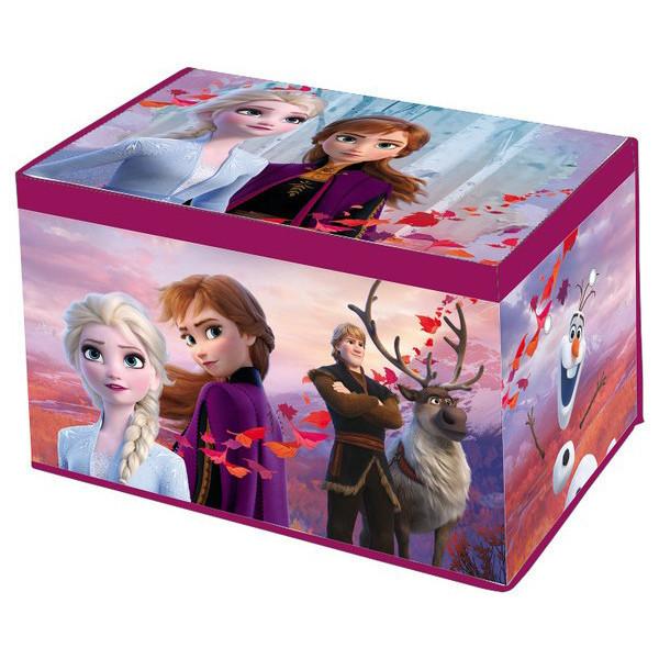 Cutie depozitare cu capac 55x37x33 cm Frozen 2 SunCity ARJ009281 imagine