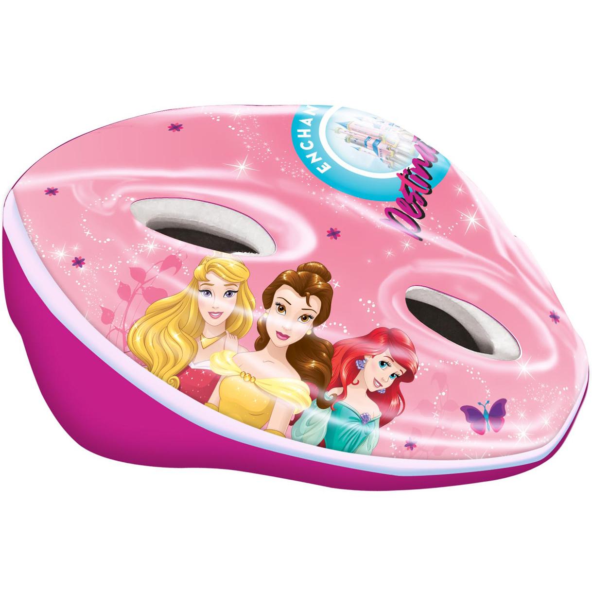 Casca de protectie Princess 52-56 cm Disney MD2208061 imagine