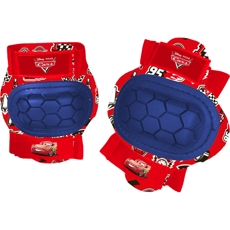 Set protectie Cotiere Genunchiere PRO Cars XS 3-6 ani Disney MD2338006