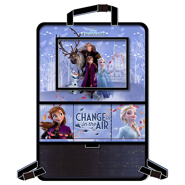 Organizator auto si carucior cu suport de tableta Frozen Disney CZ10273 imagine