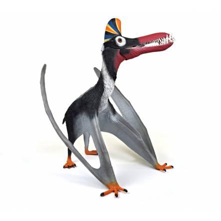 Figurina dinozaur Guidraco pictata manual Deluxe Collecta