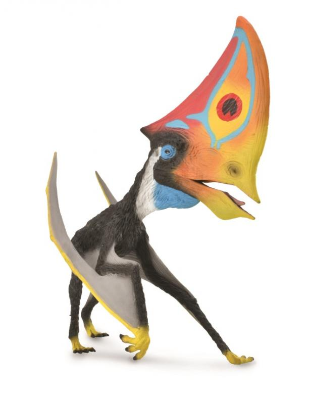 Figurina dinozaur Caiuajara pictata manual Deluxe Collecta