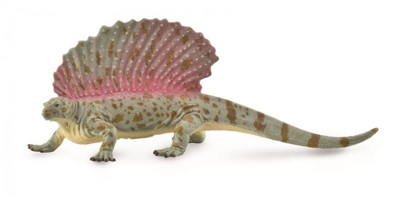 Figurina dinozaur Edaphosaurus pictata manual XL Collecta