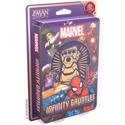 INFINITY GAUNTLET: A LOVE LETTER GAME imagine
