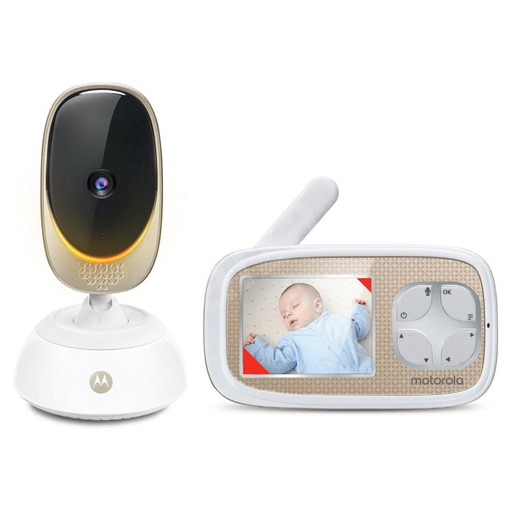 Video Monitor Digital + Wi-Fi Motorola Comfort45 Connect imagine