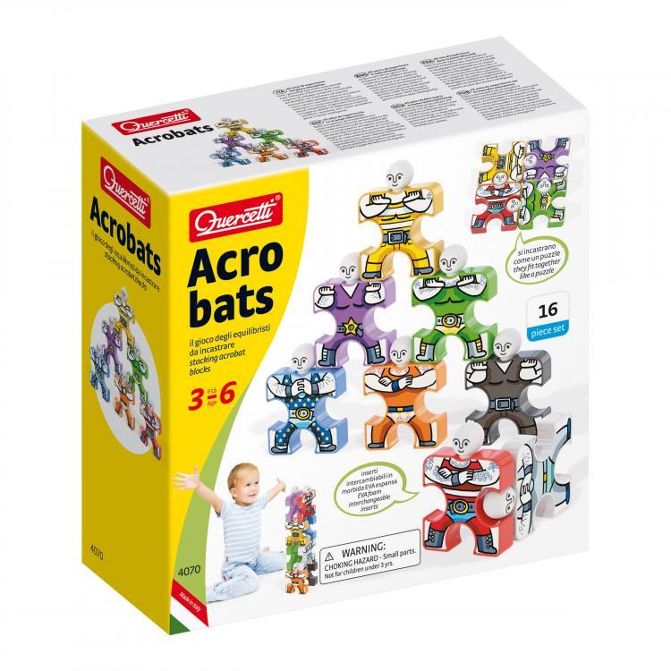 Joc constructie Acrobati