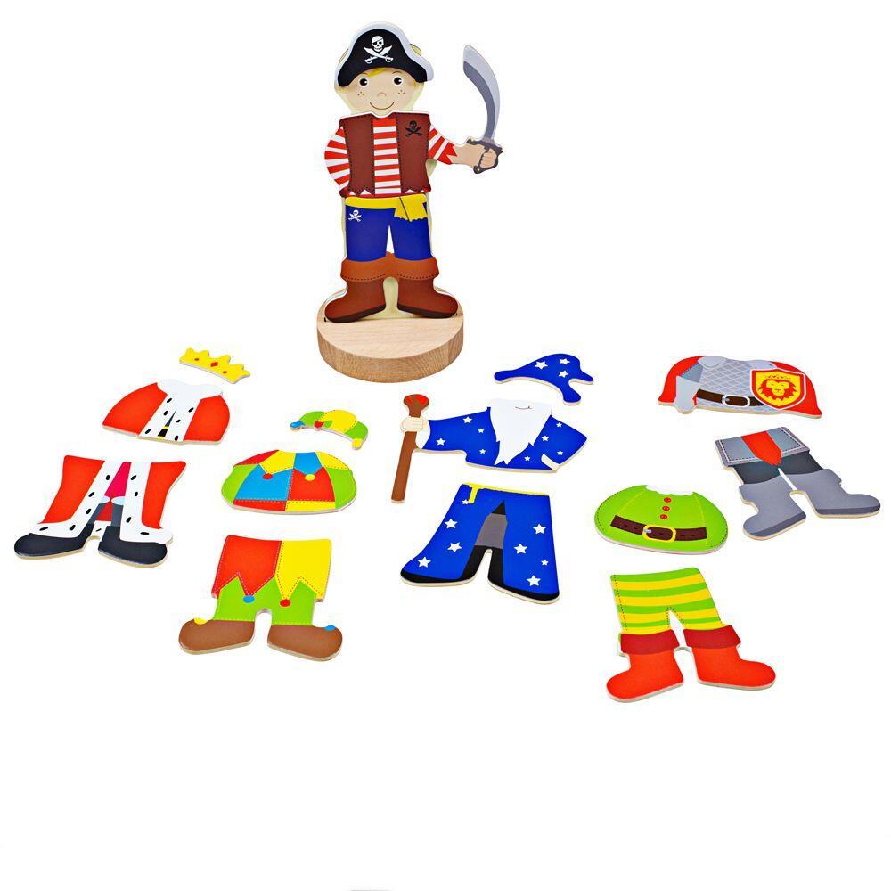 Joc magnetic - Costume de carnaval imagine