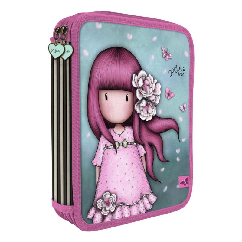 Penar dublu echipat Gorjuss Cherry Blossom imagine