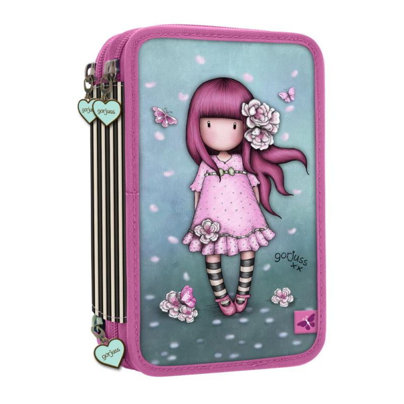 Penar triplu echipat Gorjuss Cherry Blossom imagine